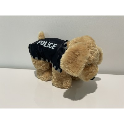 Buff the Police Puppy