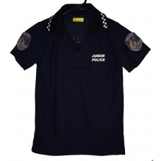 Junior Police Polo Shirt