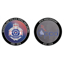 QPPD Challenge Coin