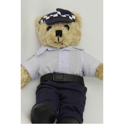 Junior Police Police Teddy
